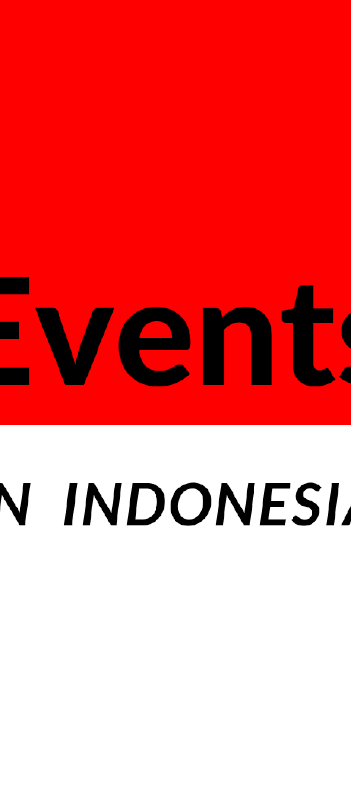 Events in Indonesia